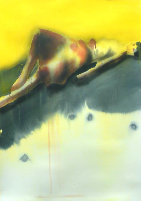 Untitled, 100 x 70 cm