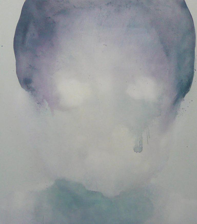 White noise II., 170x150cm